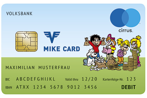 MIKE Card